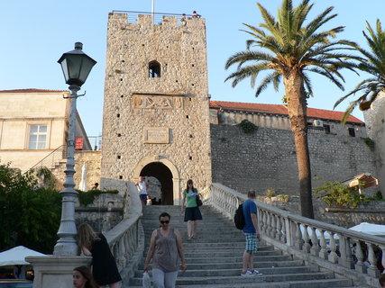 FOTKA - Korčula brána