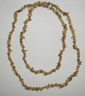 FOTKA - Náhrdelník-polodrahokam-jaspis pískový