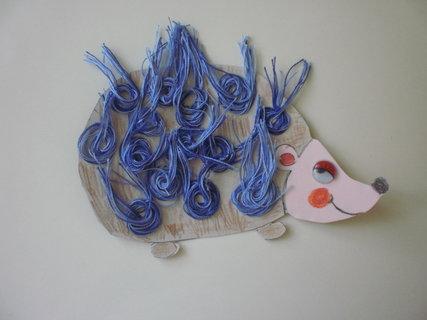 FOTKA - ježek II