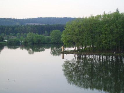 FOTKA - soutok Otavy a Vltavy