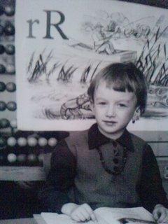 FOTKA - Já v první třídě