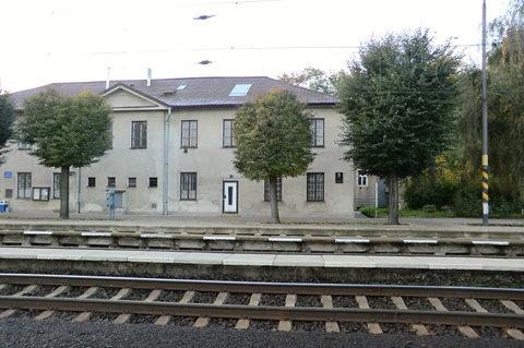FOTKA - Domek na nádraží, kde se narodil Svatopluk Beneš