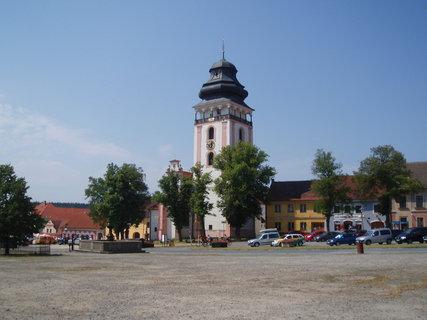 FOTKA - Bechyně  -  náměstí