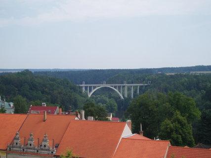 FOTKA - výhled z bechyňské věže