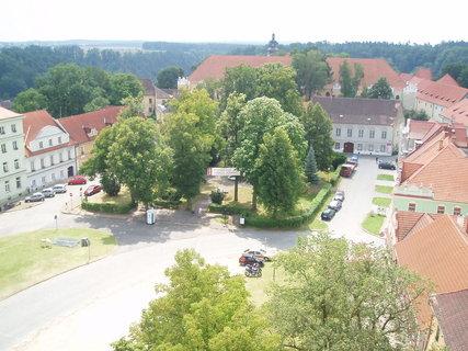 FOTKA - výhled z bechyňské věže .