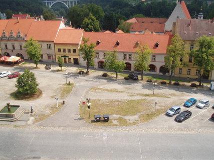 FOTKA - výhled z bechyňské věže ..