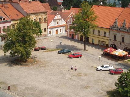 FOTKA - výhled z bechyňské věže ...