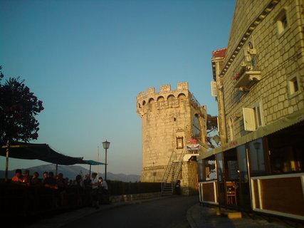 FOTKA - Město Korčula hradby