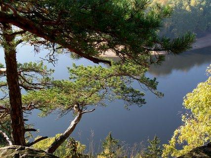 FOTKA - Podzimní procházka u přehrady