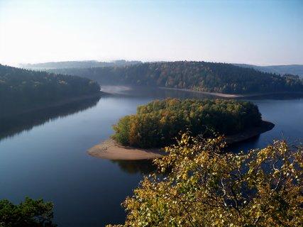FOTKA - Mlhavé podzimní odpoledne