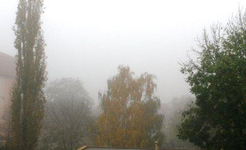 FOTKA - Podzimní inverze