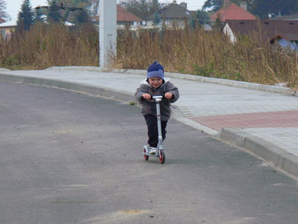 FOTKA - pozooooor..jeduuuu...:))