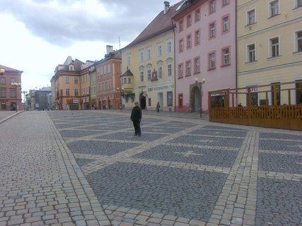 FOTKA - Cheb náměstí