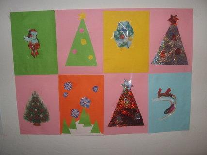 FOTKA - Vianočná koláž