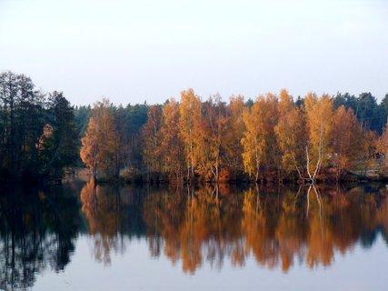 FOTKA - Mělické zrcadlení