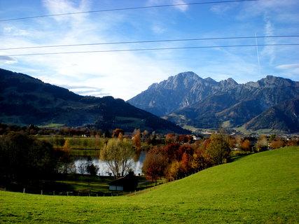 FOTKA - Procházka okolo Ritzensee a na vyhlídku Kühbühel 4