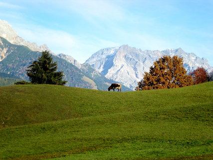 FOTKA - Procházka okolo Ritzensee a na vyhlídku Kühbühel 8