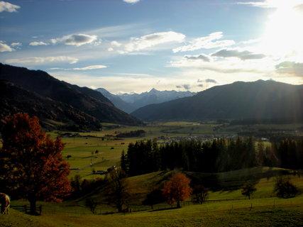 FOTKA - Procházka okolo Ritzensee a na vyhlídku Kühbühel 14