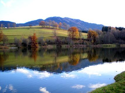FOTKA - Procházka okolo Ritzensee a na vyhlídku Kühbühel 36