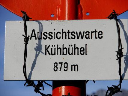 FOTKA - Procházka okolo Ritzensee a na vyhlídku Kühbühel 42