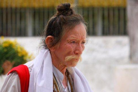 FOTKA - starý muž