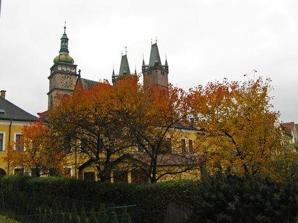 FOTKA - Hradecké věže a podzim
