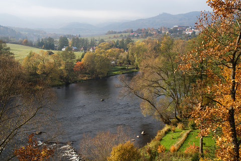 FOTKA - Ohře u Černýše