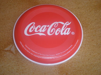 FOTKA - coca cola - frisbee