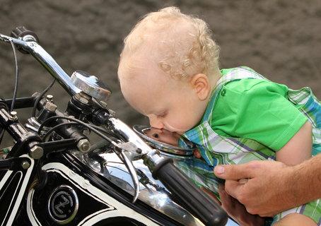 FOTKA - Mojee motorka
