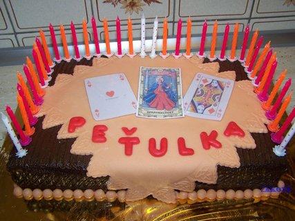 FOTKA - dort pro kartářku