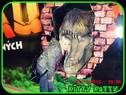 FOTKA - Dinosauři na Harfě
