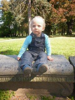 FOTKA - V zámecké zahradě 2