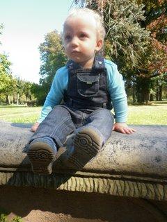 FOTKA - V zámecké zahradě 3