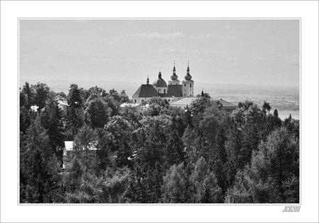 FOTKA - věže - svatý kopeček u Olomouce