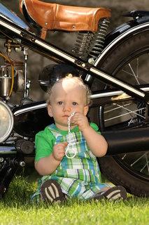 FOTKA - U motorky