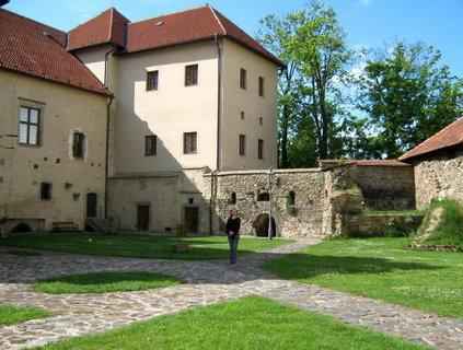 FOTKA - Na zámku Polná