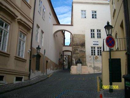 FOTKA - Další ulička pod Hradem