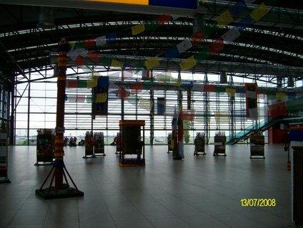 FOTKA - Nepál na letišti v Praze