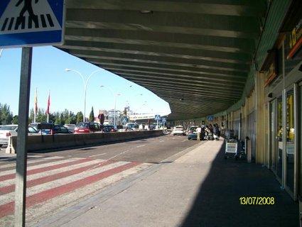 FOTKA - 1. fotka letiště Madrid
