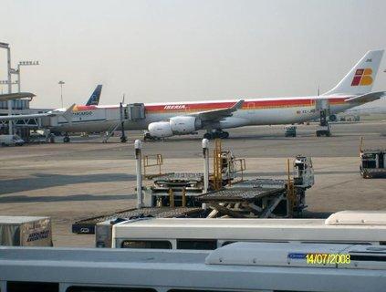 FOTKA - Letadlo Iberia