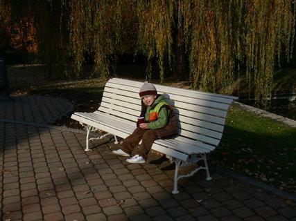 FOTKA - Odpočinek....:))
