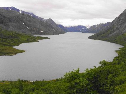 FOTKA - Vzpomínka na severskou krajinu