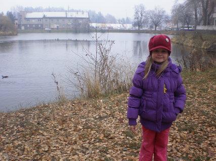 FOTKA - u rybnika v Bruntále II