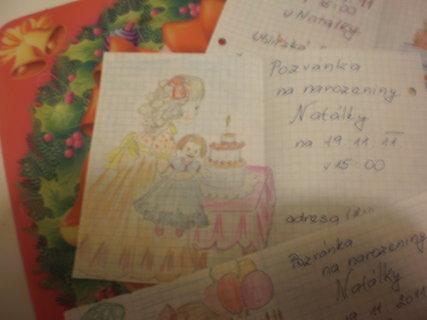 FOTKA - pozvánky na narozeniny IV