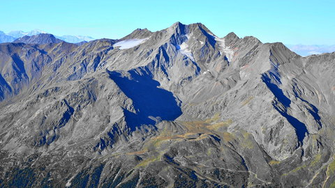 FOTKA - Křivky alpských velikánů
