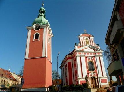FOTKA - Kostel v Červeném Kostelci