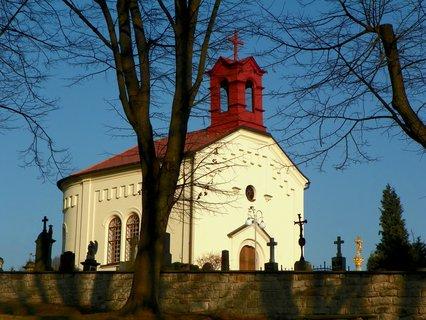 FOTKA - Kaple v Červeném Kostelci