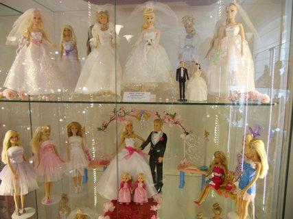 FOTKA - Svatba Barbie