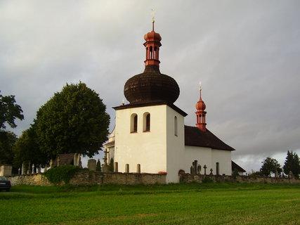 FOTKA - kostelík