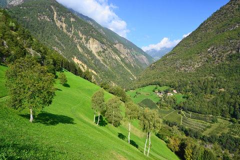 FOTKA - Zelené údolí Schnalstal